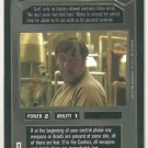 Star Wars CCG Wuher Uncommon DS Limited Game Card Unplayed