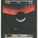 Star Wars CCG Yavin 4 DS Premiere Limited Game Card Unplayed