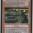 Star Wars CCG Traffic Control Uncommon LS Limited Game Card Unplayed