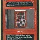 Star Wars CCG Blast Door Controls Uncommon DS Game Card Unplayed