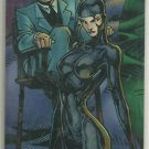 WildC.A.T.s 1994 #D1 Double Sided Chromium Chase Card
