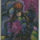 WildC.A.T.s 1994 #D3 Double Sided Chromium Chase Card