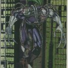 WildC.A.T.s 1995 #FE-2 Foil Etched Chase Card Warblade