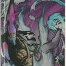 WildC.A.T.s 1995 #FE-9 Foil Etched Chase Card Helspont