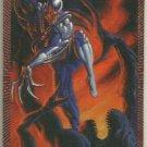 Wildstorm Gallery #B1 Battle Card Warblade vs Daemonite