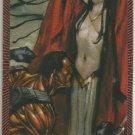 Wildstorm Gallery #B5 Battle Card Dane vs Blood Queen