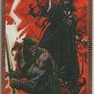 Wildstorm Gallery #B6 Battle Card Deathblow vs Black Angel