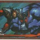 Wildstorm Gallery #B10 Battle Card Fuji vs Brutus