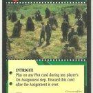 James Bond 007 CCG Ambush Game Card Goldeneye