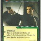 James Bond 007 CCG Bull's-Eye Game Card Goldeneye
