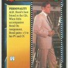 James Bond 007 CCG Felix Leiter Game Card Dr. No