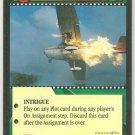 James Bond 007 CCG Fire from the Sky Game Card Goldeneye