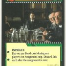 James Bond 007 CCG Friends in High Places Game Card Goldeneye