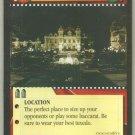 James Bond 007 CCG Monte Carlo Casino Game Card Goldeneye