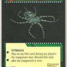 James Bond 007 CCG Octopus Game Card Octopussy