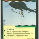James Bond 007 CCG Out of the Blue Game Card Goldeneye