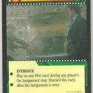 James Bond 007 CCG Overheated Game Card Goldeneye