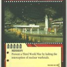 James Bond 007 CCG Prevent World War Three Game Card You Only Live Twice