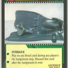 James Bond 007 CCG Scuba Gear Game Card Licence To Kill