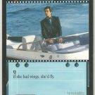 James Bond 007 CCG Speedboat Game Card Goldeneye