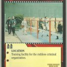 James Bond 007 CCG S.P.E.C.T.R.E. Island Game Card From Russia With Love