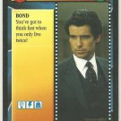 James Bond 007 CCG The Inventive Champion Game Card Goldeneye