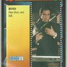 James Bond 007 CCG The Marksman Game Card Licence To Kill
