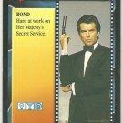 James Bond 007 CCG The Secret Agent Game Card Goldeneye
