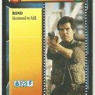 James Bond 007 CCG The Warrior Game Card Goldeneye