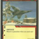 James Bond 007 CCG Uncontrolled Aircraft Game Card Goldeneye