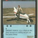 James Bond 007 CCG Acrostar Mini-Jet Uncommon Game Card Octopussy