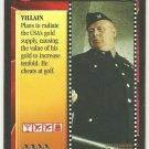 James Bond 007 CCG Auric Goldfinger Uncommon Game Card Goldfinger