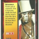 James Bond 007 CCG Baron Samedi Uncommon Game Card Live And Let Die