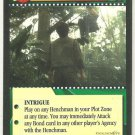 James Bond 007 CCG Blow from Above Uncommon Game Card Goldeneye