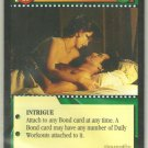 James Bond 007 CCG Daily Workout Uncommon Game Card Goldeneye