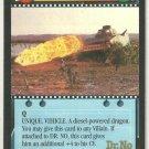 James Bond 007 CCG Dr. No's Dragon Tank Uncommon Game Card Dr. No