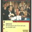James Bond 007 CCG High Stakes Uncommon Game Card Licence To Kill