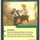 James Bond 007 CCG Live Twice Uncommon Game Card Goldeneye