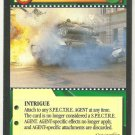 James Bond 007 CCG Ousted Blown Away Uncommon Game Card Goldeneye