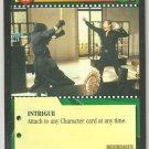 James Bond 007 CCG Rapier Wit Uncommon Game Card Moonraker