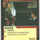 James Bond 007 CCG Retrieve Decoding Machine Uncommon Game Card From Russia With Love