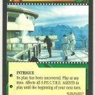James Bond 007 CCG S.P.E.C.T.R.E. is Unprepared Uncommon Game Card