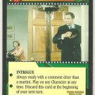 James Bond 007 CCG Snappy One-Liner Uncommon Game Card