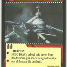 James Bond 007 CCG Space Station Uncommon Game Card Moonraker