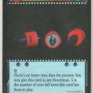 James Bond 007 CCG Time Bomb Uncommon Game Card Goldeneye