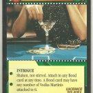 James Bond 007 CCG Vodka Martini Uncommon Game Card Licence To Kill