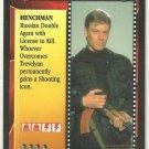 James Bond 007 CCG Alec Trevelyan - 006 Chase Game Card Goldeneye