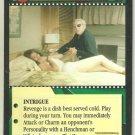 James Bond 007 CCG Retribution Rare Game Card Thunderball