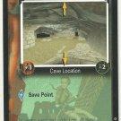 Tomb Raider CCG Safe Cave 002 Starter Game Card Unplayed