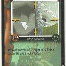 Tomb Raider CCG Giant Cavern 006 Starter Game Card Unplayed